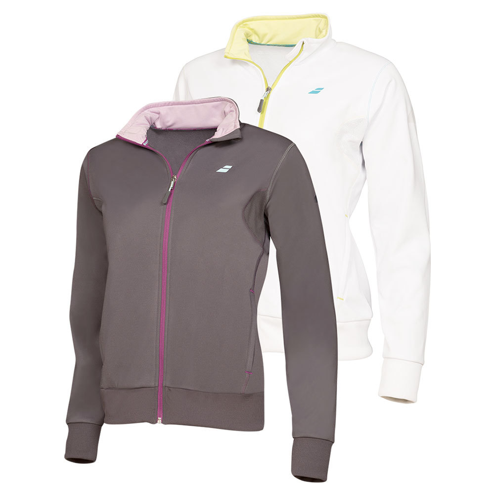 Girls ` Performance Tennis Jacket
