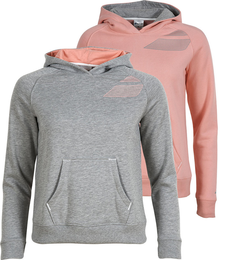 Girls ` Core Tennis Sweat Hoodie