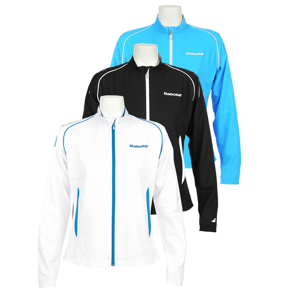 Girls ` Match Core Tennis Jacket