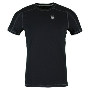 Men`s Tech Tennis Tee Anthracite