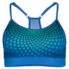 Women`s Sunflower Circuit Tennis Bra 225_TURKISH_BLUE