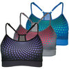 SOLFIRE Women`s Sunflower Circuit Tennis Bra