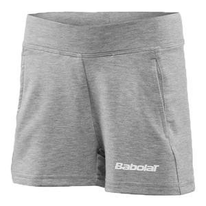 Girls` Core Tennis Sweat Short