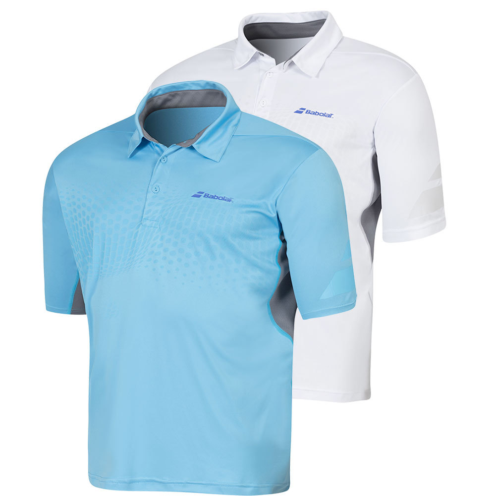 Boys ` Perf Tennis Polo