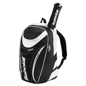 BABOLAT MAXI CLUB TENNIS BACKPACK BLACK/WHITE