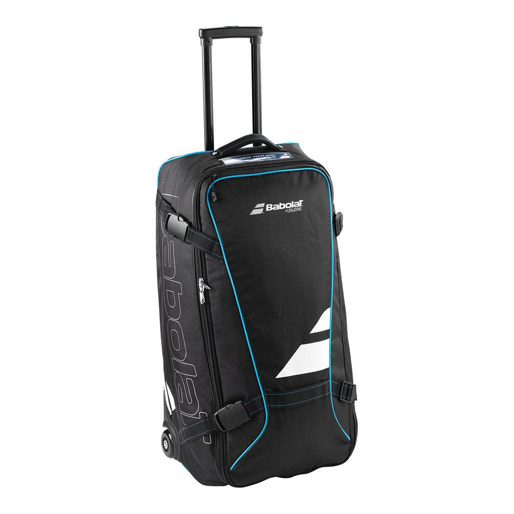 Xplore Travel Tennis Bag Black And Blue