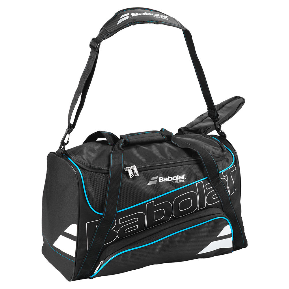 Xplore Sport Tennis Bag Black And Blue