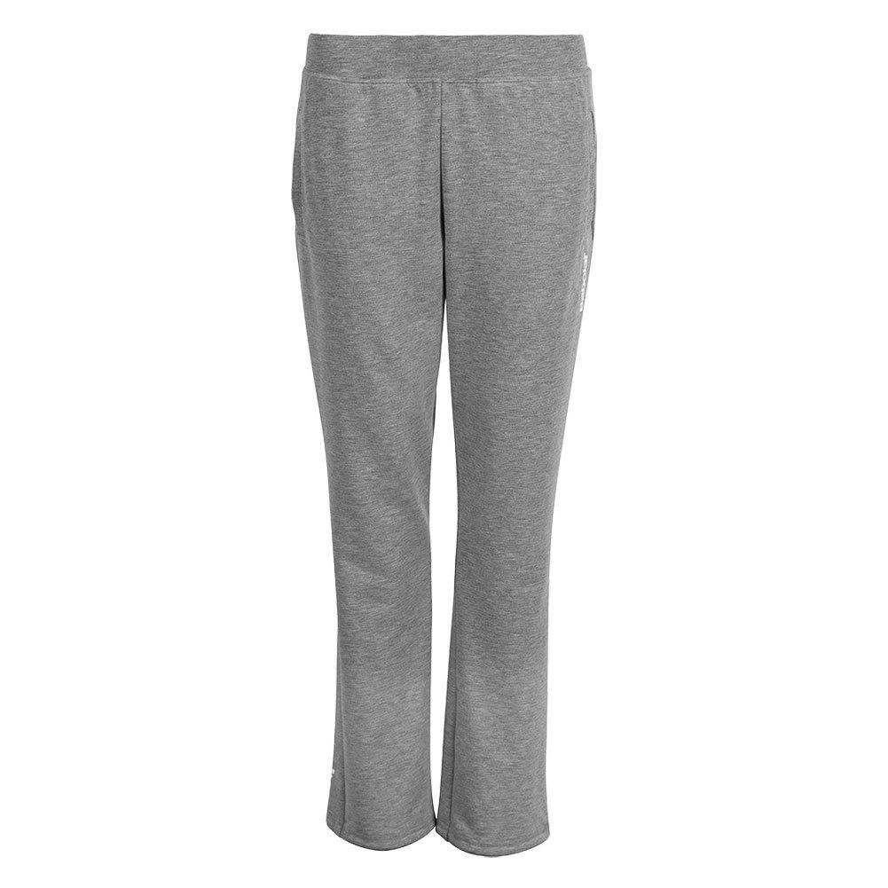 Girls ` Core Tennis Sweat Pant Gray