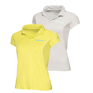 BABOLAT GIRLS MATCH CORE TENNIS POLO
