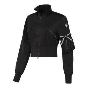 Women`s Roland Garros Y-3 Tennis Jacket Black