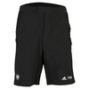 Men`s Roland Garros Y-3 Player Tennis Shorts Black and White by ADIDAS