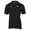 ADIDAS Men`s Roland Garros Y-3 On-Court Tennis Polo Black