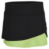 BOLLE Women`s Twist of Lime 13.5 Inch Tennis Skort