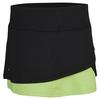 Women`s Twist of Lime 13.5 Inch Tennis Skort by BOLLE