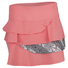 BOLLE Women`s Serpentine Layered Tennis Skort