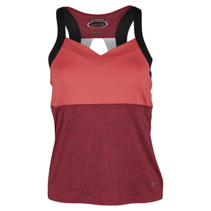 BOLLE WOMENS MOULIN ROUGE RCRBK TNS TANK RG HT