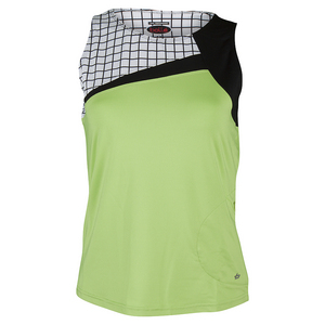 BOLLE WOMENS TWIST OF LIME TNS TANK LIME