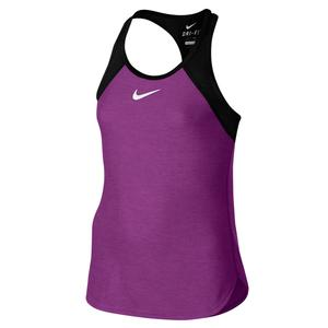 Girls` Slam Tennis Tank