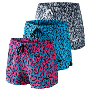 Girls` Gym Reversible Short