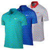 NIKE Men`s Court Sphere Stripe Tennis Polo