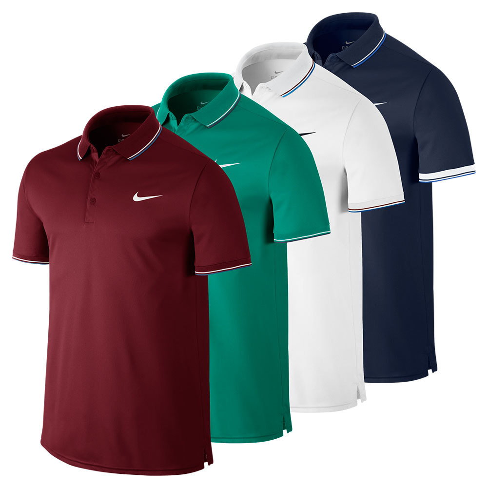 Men's Court Tennis Polo