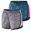 Girls` Tempo Allover Print Short by NIKE