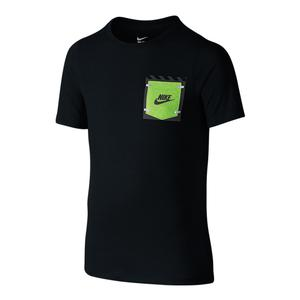 Boys` Tech Pocket Tee