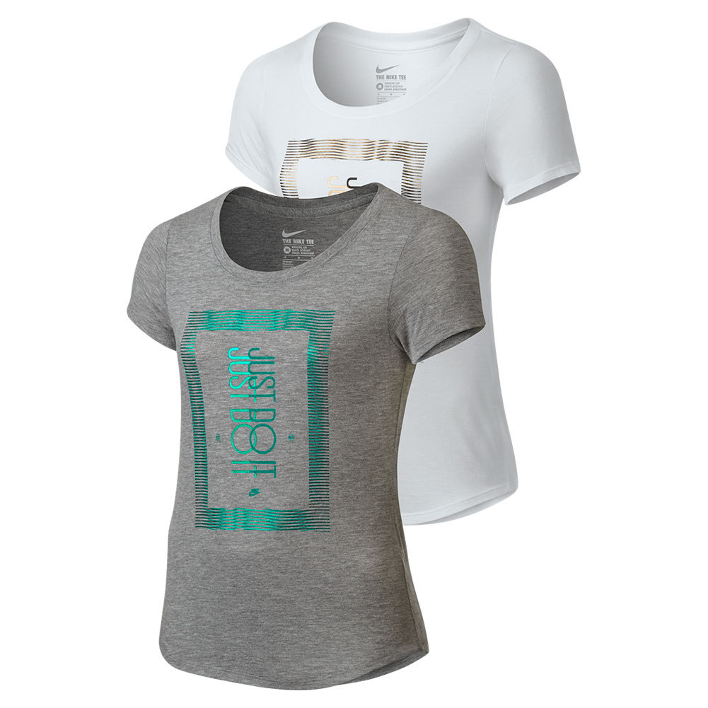 Girls ` Frequency Just Do It Tee