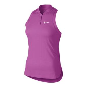 Women`s Premier Advantage Sleeveless Tennis Polo