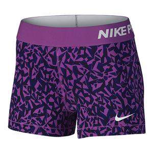 Women`s Pro Cool Facet 3 Inch Short