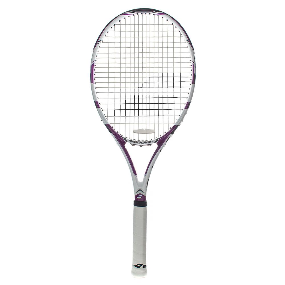 Drive Lite Tennis Racquet White And Purple