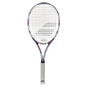 Drive Lite Tennis Racquet White and Purple