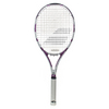 BABOLAT Drive Lite Tennis Racquet White and Purple