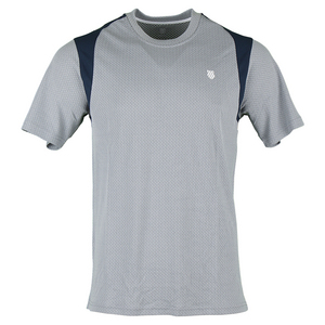 Men`s B2 Tennis Crew Dress Blue