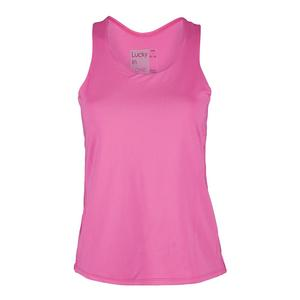 Women`s Double-Front Tennis Racerback