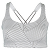 ELEVEN Women`s Perfect Set Tennis Bra Strike Print