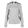 ELEVEN Women`s Exert Long Sleeve Tennis Top Stike Print