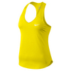 NIKE Women`s Pure Tennis Tank Opti Yellow