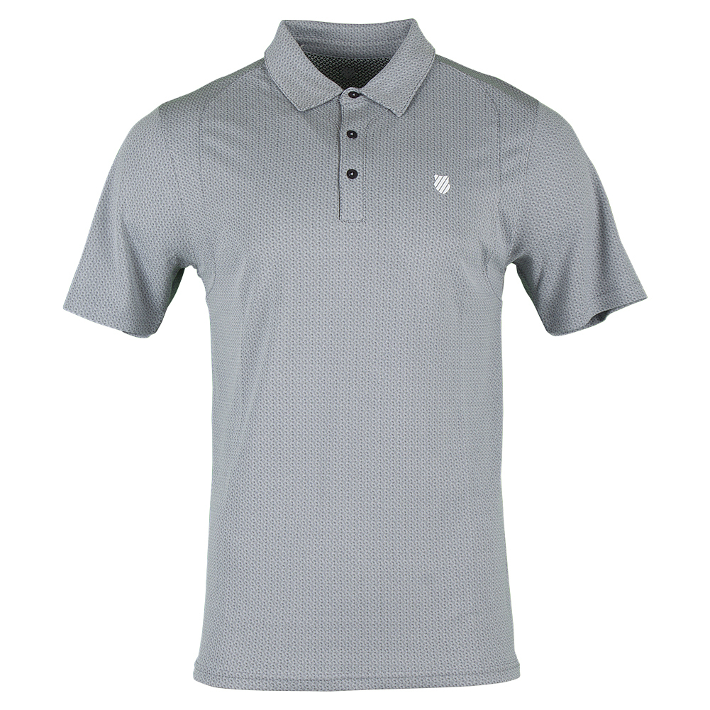 Men's Bb Tennis Polo Dress Blue