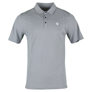 Men`s BB Tennis Polo Dress Blue