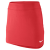 NIKE Women`s Tall Pure Tennis Skort Light Crimson