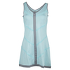 FILA Women`s Net Set Tennis Dress Aqua