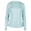 FILA Women`s Net Set Long Sleeve Tennis Top