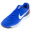 NIKE Men`s Zoom Cage 2 Tennis Shoes Hyper Cobalt and Loyal Blue