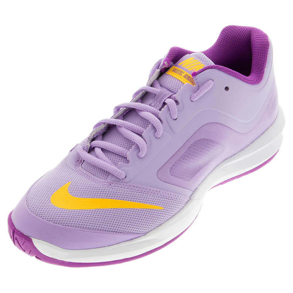 Women's Dual Fusion Ballistec Advantage Tennis Shoes Urban Lilac And Cosmic Purp