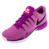 NIKE Women`s Zoom Vapor 9.5 Tour Tennis Shoes Viola and Hyper Violet
