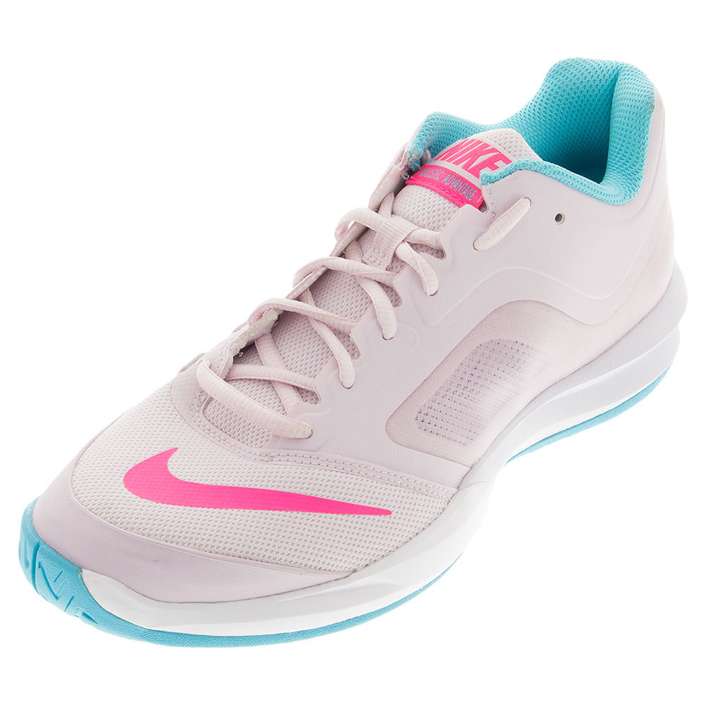 Women's Dual Fusion Ballistec Advantage Tennis Shoes Bleached Lilac And Gamma Bl