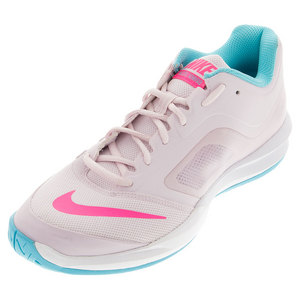 Women`s Dual Fusion Ballistec Advantage Tennis Shoes Bleached Lilac and Gamma Bl