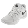 NIKE Men`s Zoom Vapor 9.5 Tour Tennis Shoes White and Black