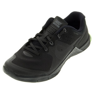Men`s Metcon 2 Training Shoes Black and Cool Gray